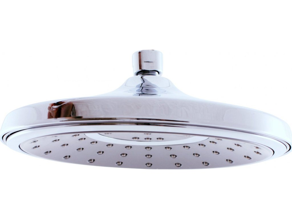 Slezák Rav sprchová růžice pro pevnou sprchu pr. 224 mm – plast PS0040