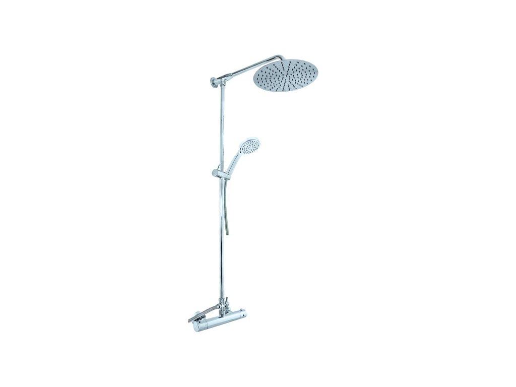 Slezák Rav baterie sprchová termostat. s hlavovou a ruční sprchou TRM81.5/4-01
