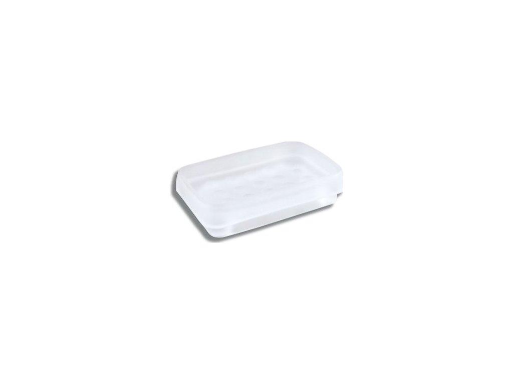 Novaservis Mýdlenka sklo na postavení Novatorre 4 chrom 6436/1,0