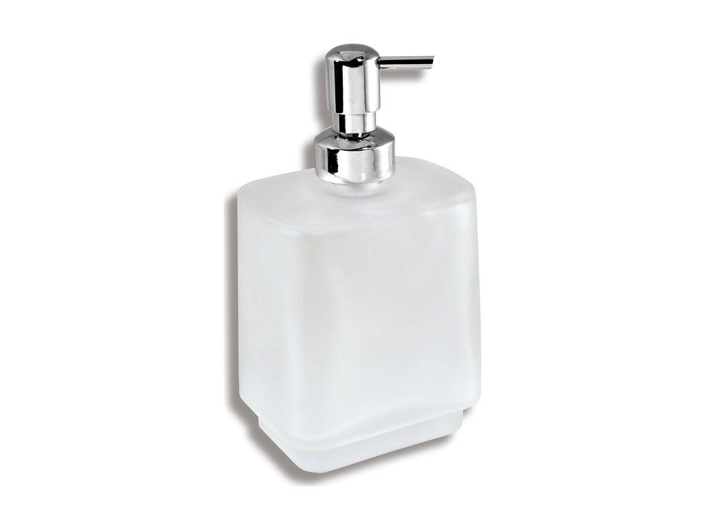 Novaservis Dávkovač mýdla na postavení Novatorre 4 chrom 6450/1,0