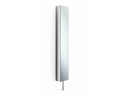 Lineabeta Piká otočná skříň se zrcadlem - leštěná nerezová ocel 51506.29