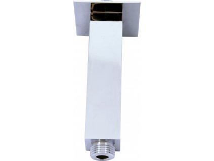 Slezák Rav držák stropní sprchy hranatý – 12 cm – kov MD0372
