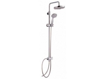 Steno Top sprchový set bez baterie chrom TOP 1255
