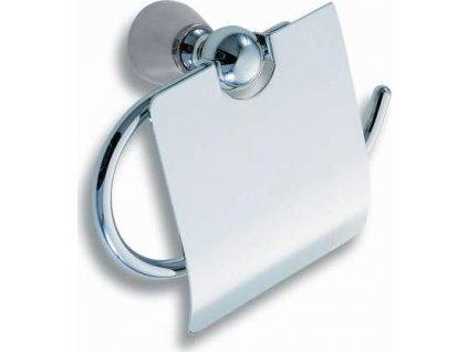 Novaservis Závěs toaletního papíru s krytem Novatorre 3 chrom 6338,0