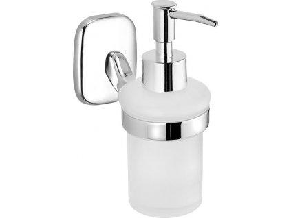 RUMBA dávkovač mýdla, mléčné sklo RB119  Na tento produkt poskytujeme množstevní slevu