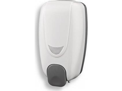Novaservis Zásobník na tekuté mýdlo 800 ml, bílý 69084,1