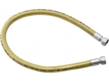 """Novaservis Plynová připojovací hadice 1/2"""" MM-0,75m WG0750"""