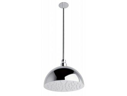Lineabeta Supioni Hlavová sprcha zvonová, stropní montáž, 20 cm, 53918.29