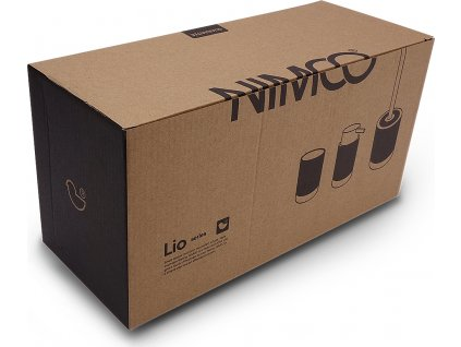 Nimco Lio set dávkovač, pohárek, WC kartáč Li 25000SET-90