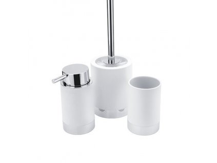 Nimco Lio set dávkovač, pohárek, WC kartáč Li 25000SET-05  VÝPRODEJ
