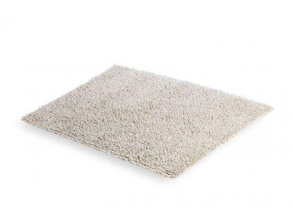 Lineabeta Tapei koupelnová předložka 60x100 cm, bavlna, béžová 71922.51