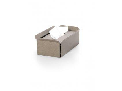 Lineabeta Bandoni Box na kapesníčky barva písková 53441.21