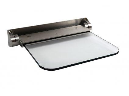 Reming sklopné sedátko do srpchy sklo/nerez ALT6