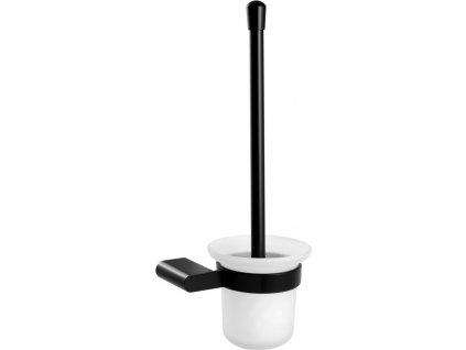 Novaservis WC štětka Titania Naty černá 66633,5