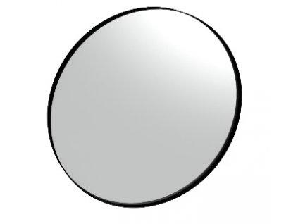 Lineabeta zrcadlo kulaté průměr 900mm rám černá matna 5692.22