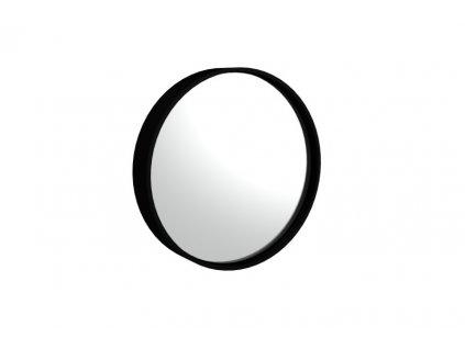 Lineabeta zrcadlo kosmetické magnetické průměr 195mm černá matná 56921.22