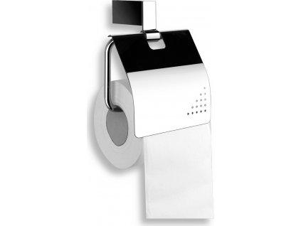 Novaservis Závěs toaletního papíru s krytem Titania Kate chrom 66538,0