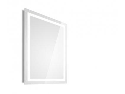 Lineabeta zrcadlo 80x60cm s LED osvětlením 56851