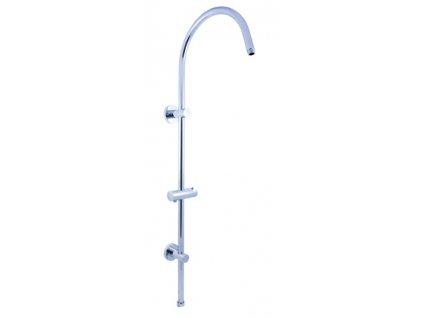 Slezák Rav Sprchová tyč k bateriím s hlavovou a ruční sprchou MD0554L