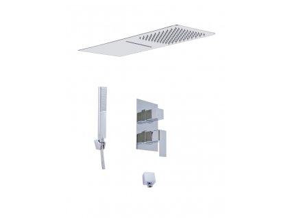 Slezák Rav Loira sprchový podomítkový komplet chrom SK0060