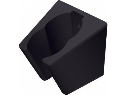 Olsen Spa Držák sprchové růžice GRAND BLACK OLBA623021