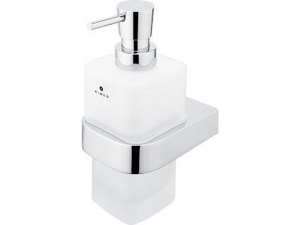 Nimco Nikau Dávkovač tekutého mýdla, pumpička mosaz NK 30031H-T-26