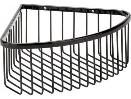 Bemeta HEMATIT: Polička do sprchy rohová vysoká 159208312