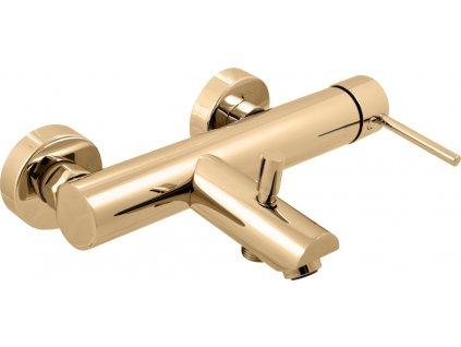 slezak rav seina vodovodni baterie vanova zlato se954 5z
