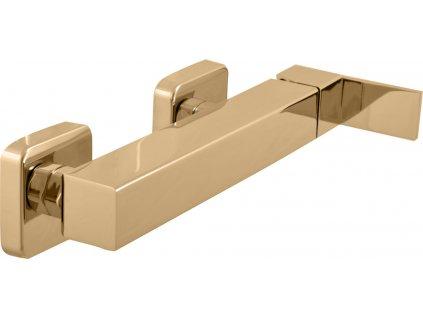 slezak rav loira vodovodni baterie sprchova zlato 150 mm lr580 5z
