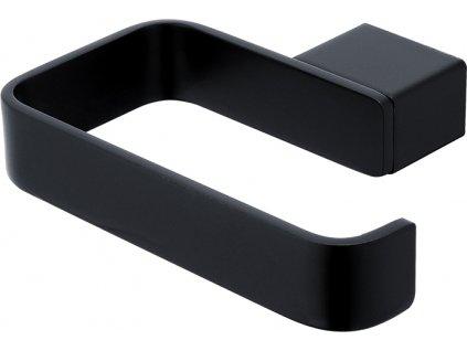 Nimco Kibo černé Držák na toaletní papír Ki-14055-90