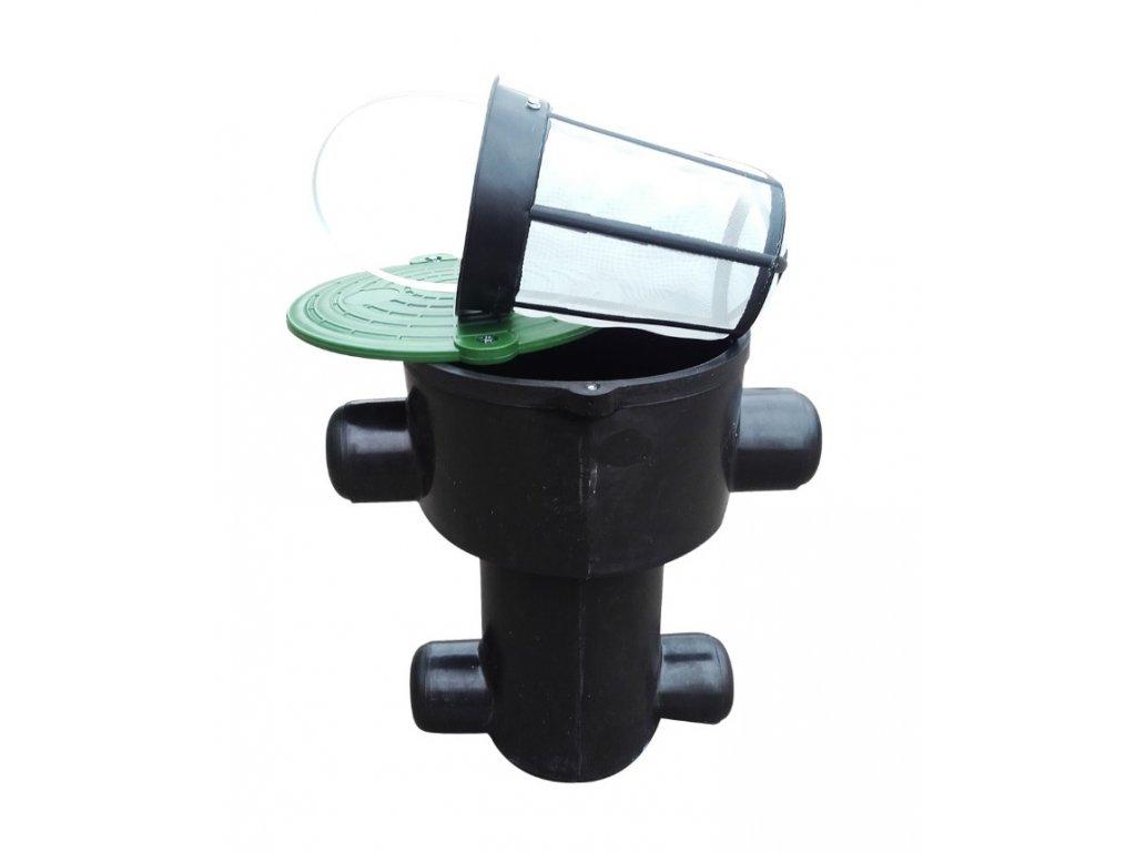 Filtr na dešťovou vodu - filtr dešťové vody