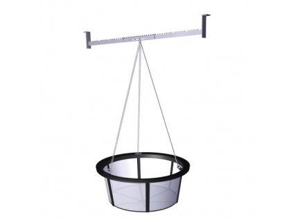 Závěsný filtr na dešťovou vodu - filtr hrubých nečistot do nádrže