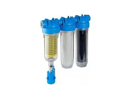 Vodní filtr TRIO - pro dočištění vody v domácnosti