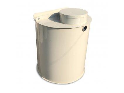 1,5m3 samonosná kruhová nádrž na vodu
