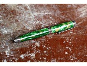 zelený kasein 1