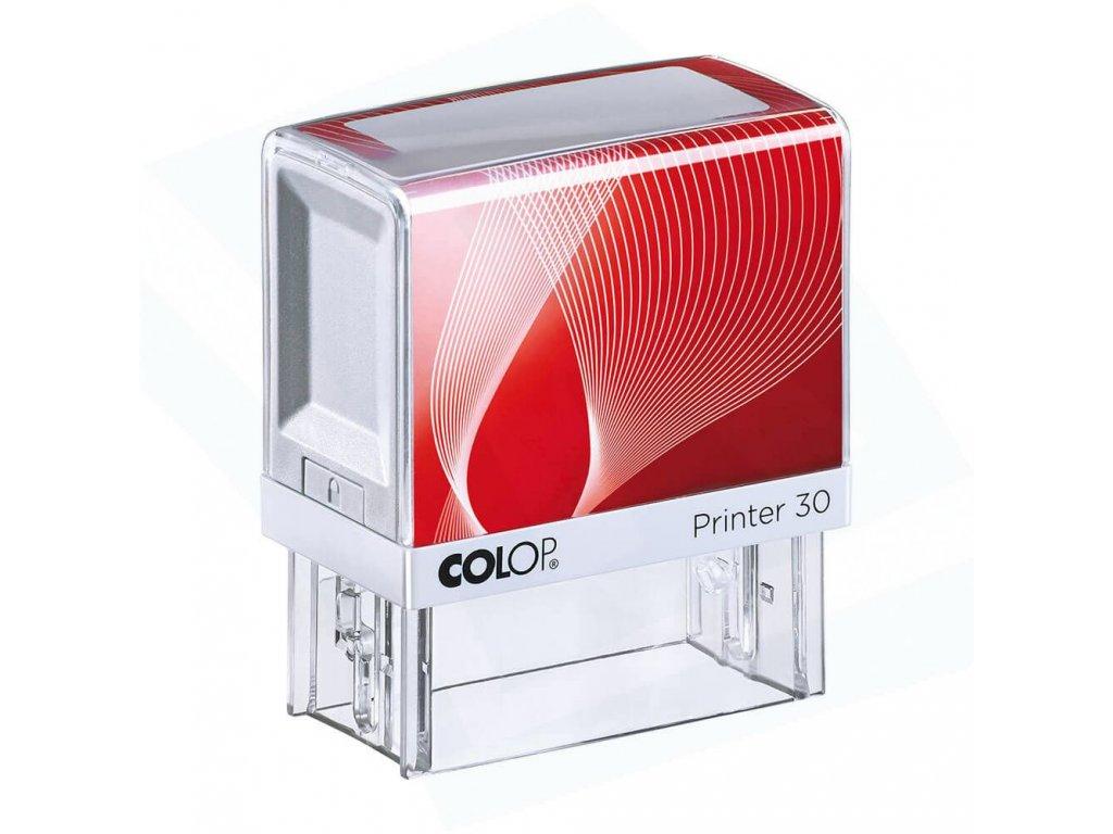 144201 white red COLOP Printer 30