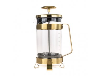 Barista & Co French press midnight gold