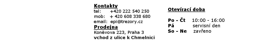 České trezory.com