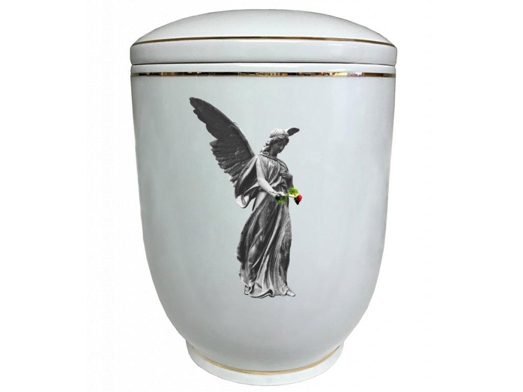 Urna Diamant - anděl 2
