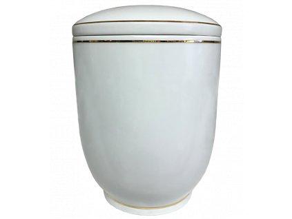 Urna Diamant bílá