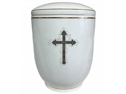 Urna Diamant - kříž 2