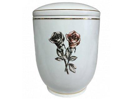 Urna Diamant - růže 3