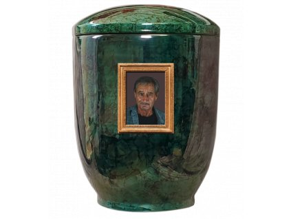 Urna Diamant fotografie barevná - obraz