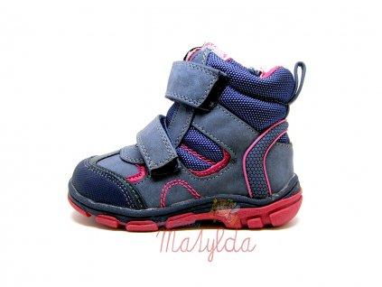 detska zimni obuv bugga B00143 04 1