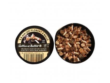 6 mm ME Flobert short Sellier & Bellot
