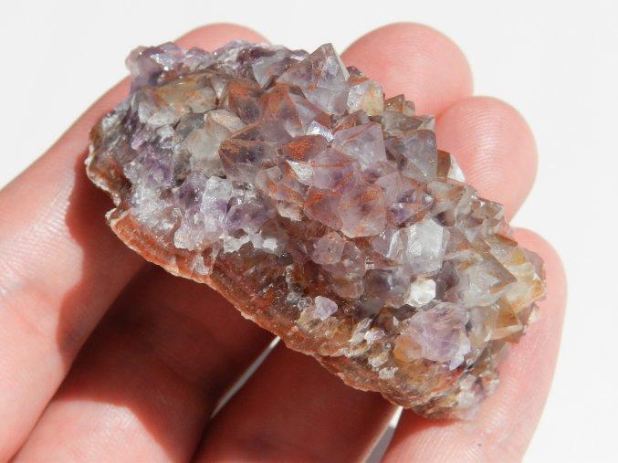 ametystova druza cesky kamen prirodni mineral nerost horni halze obrazky 1
