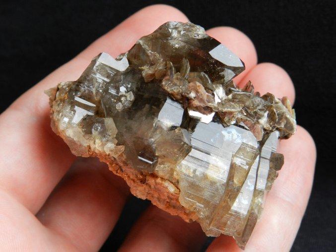 zahneda srostlice druza krystalova muskovit estetika vysocina suky obrazky 1