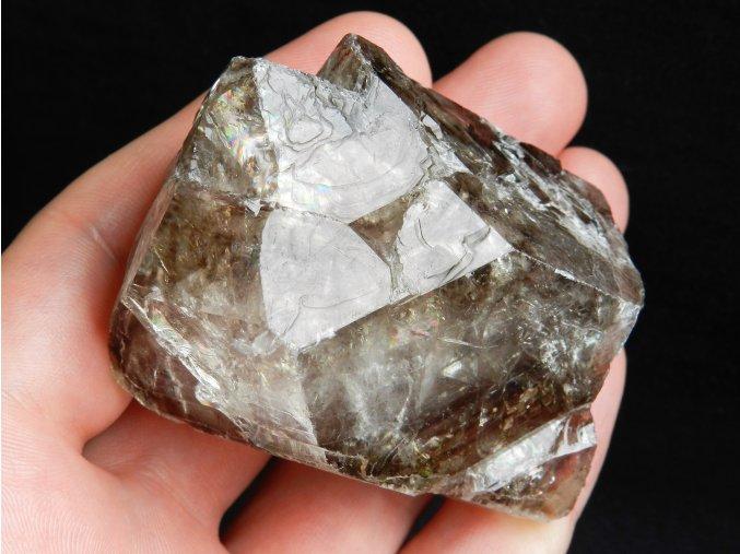 zahneda krystal elestial mistrovsky krystal cesky mineral prodej obrazky bory 1