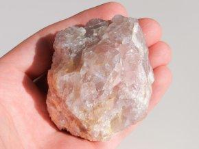 ruzenin prirodni kamen lecivymi ucinky vlastnostmi cesky pravy kamen odruda ruzova kremene obrazky 1