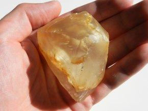 citrin prirodni surovy kamen vysocina unikatni zluty pravy velky vzacky obrazky 1
